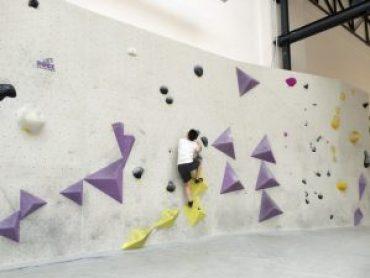 Boulderhal Stuntwerk Koln Cologne Germany Duitsland Overzicht