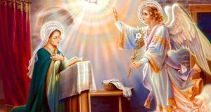 7 апреля - Благовещение