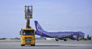 """Аэропорт """"Симферополь"""" завершил подготовку к работе в зимние месяцы"""