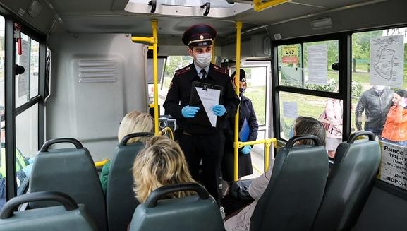 Полиция Крыма предостерегает: нарушителей мер по борьбе с СОVID-19 штрафуют
