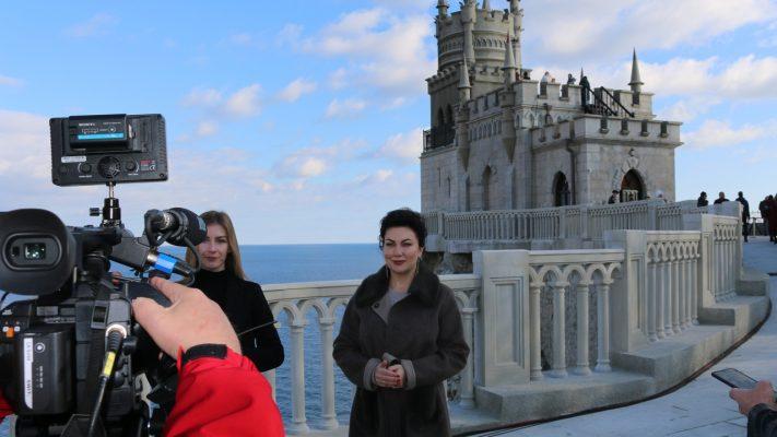Замок «Ласточкино гнездо» будет принимать посетителей уже в новом году