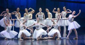 Санкт-Петербургская Академия танца ищет талантливых учеников