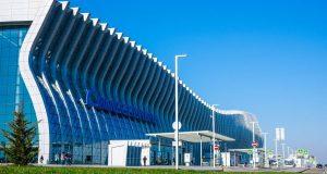 Аэропорт «Симферополь» в новом пассажирском терминале обслужил 15 миллионов пассажиров