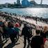 Акция «За Победу танцуй до победного» в Севастополе. Участие приняли более 100 пар