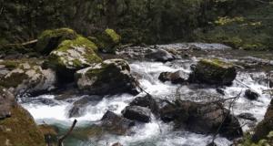 Вот и Симферопольское водохранилище «дождалось» – реки выходят из берегов
