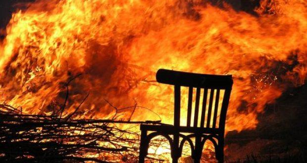 В Севастополе — 5 класс пожарной опасности