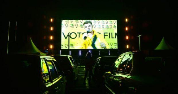 Фестиваль «Vote To Film»: в аэропорту «Симферополь» откроется автокинотеатр