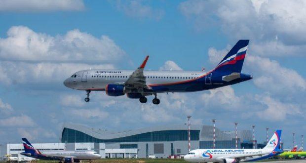 Пассажиропоток в аэропорту «Симферополь» в августе вырос по сравнению с периодом «до ковида»