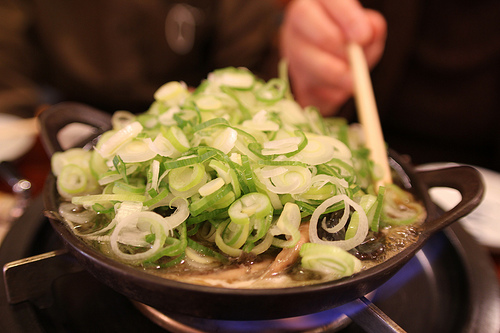 What the heck are Negi Onions  POGOGI Japanese Food