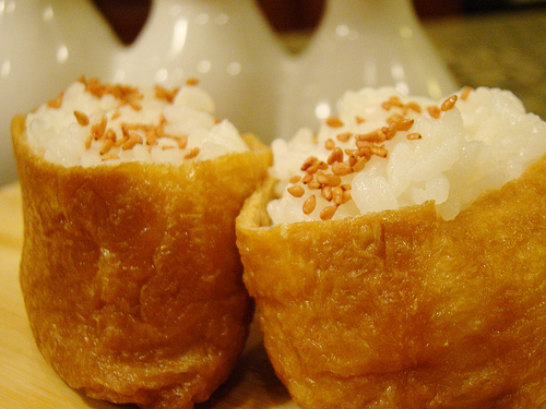 What is Inari Sushi and How to Make it  POGOGI Japanese Food