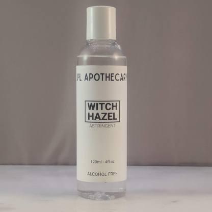 alcohol witch hazel astringent