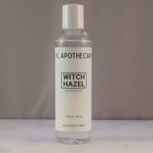 alcohol witch hazel astringent