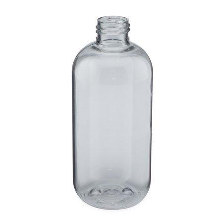 240ml clear plastic bottle