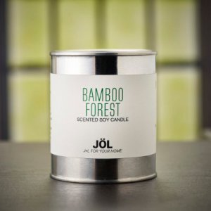 Bamboo Forest Scented Candle