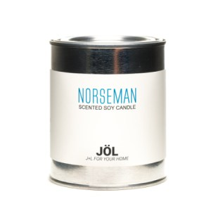 Norseman 1 Pint Paint Can Soy Wax Candle