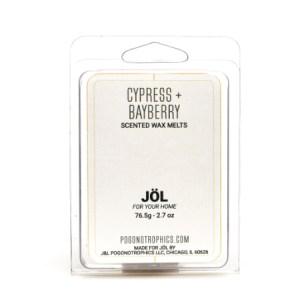 Cypress + Bayberry Wax Melts 6pc