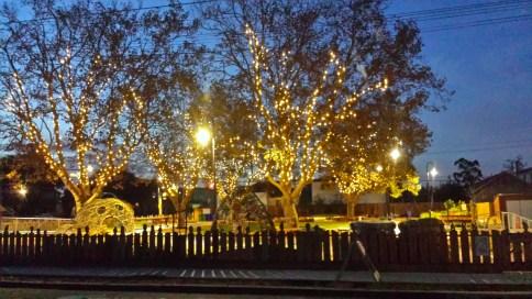 Friday Night Lights at Elm Playlot