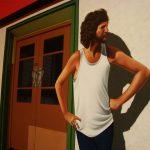 Nothing says classic Kiwi like Sam Hunt at the Portobello Pub