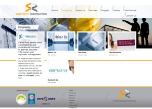 Old Simplexity Website