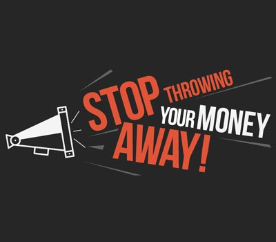 Are you letting your business be robbed?