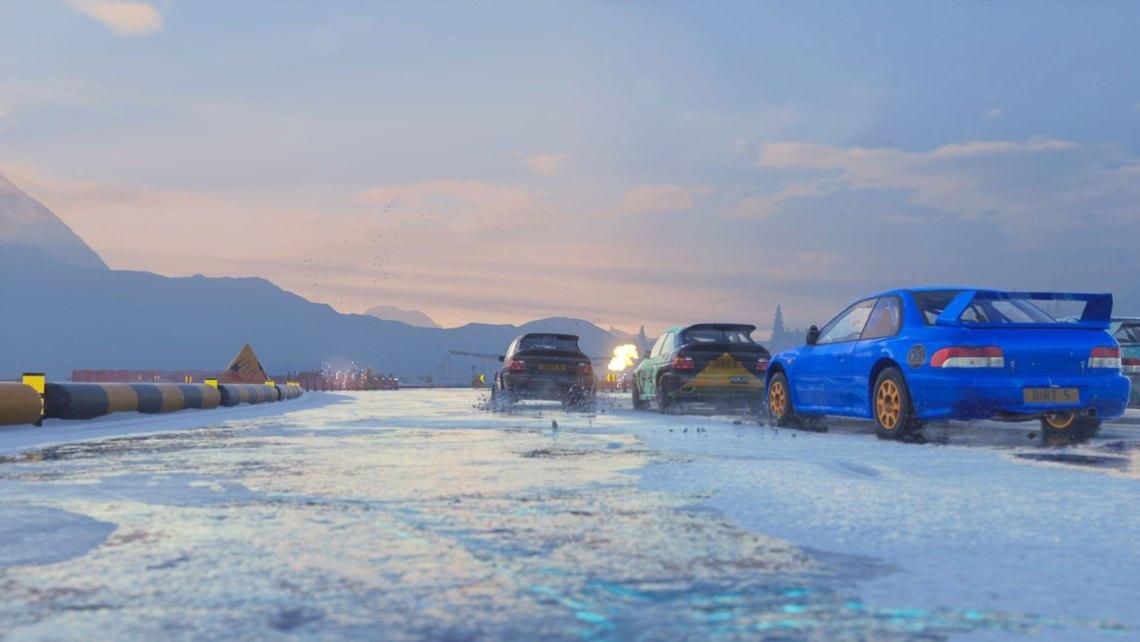 Dirt 5 PS4 - samochody