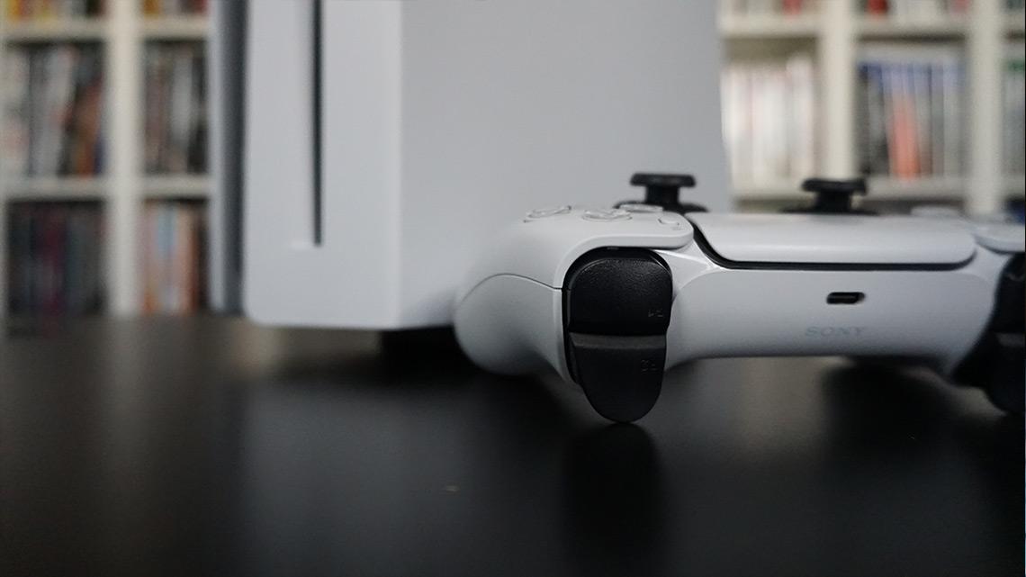 PS5 - Pad i konsola