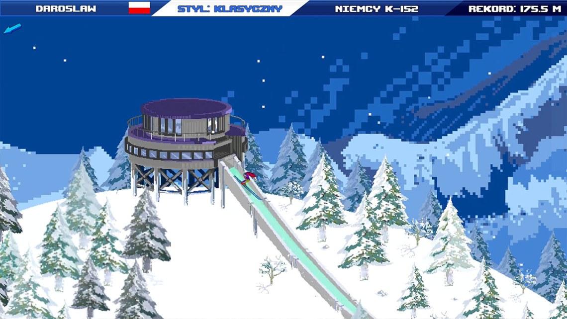 Ultimate Ski Jumping 2020 - Skoki