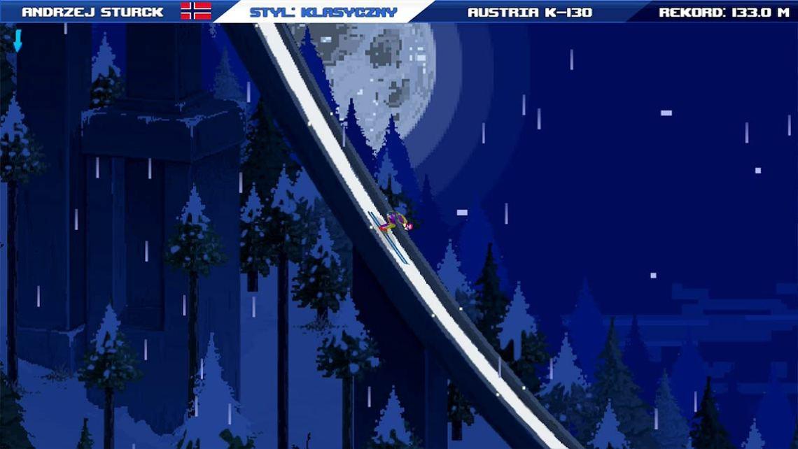 Powrót Ultimate Ski Jumping