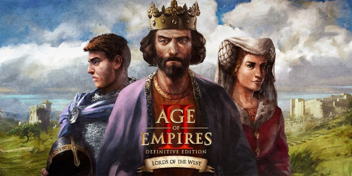 Premiery gier styczeń 2021 - Age of Empires II: Definitive Edition - Lords of the West