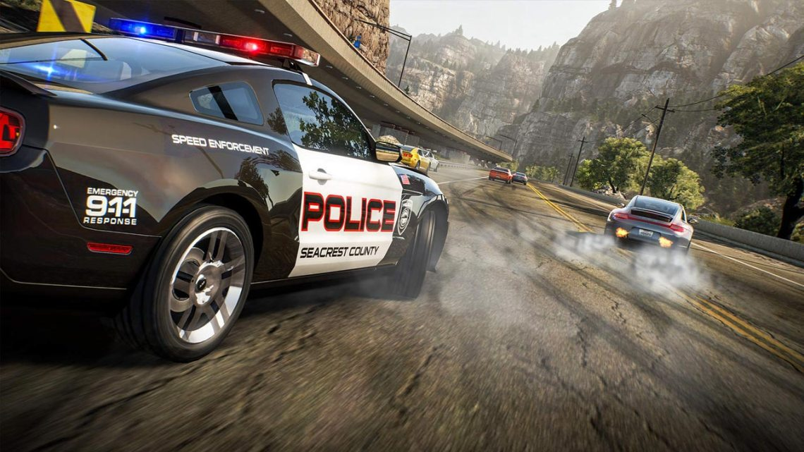 Hot Pursuit Remastered - Materiał Promocyjny