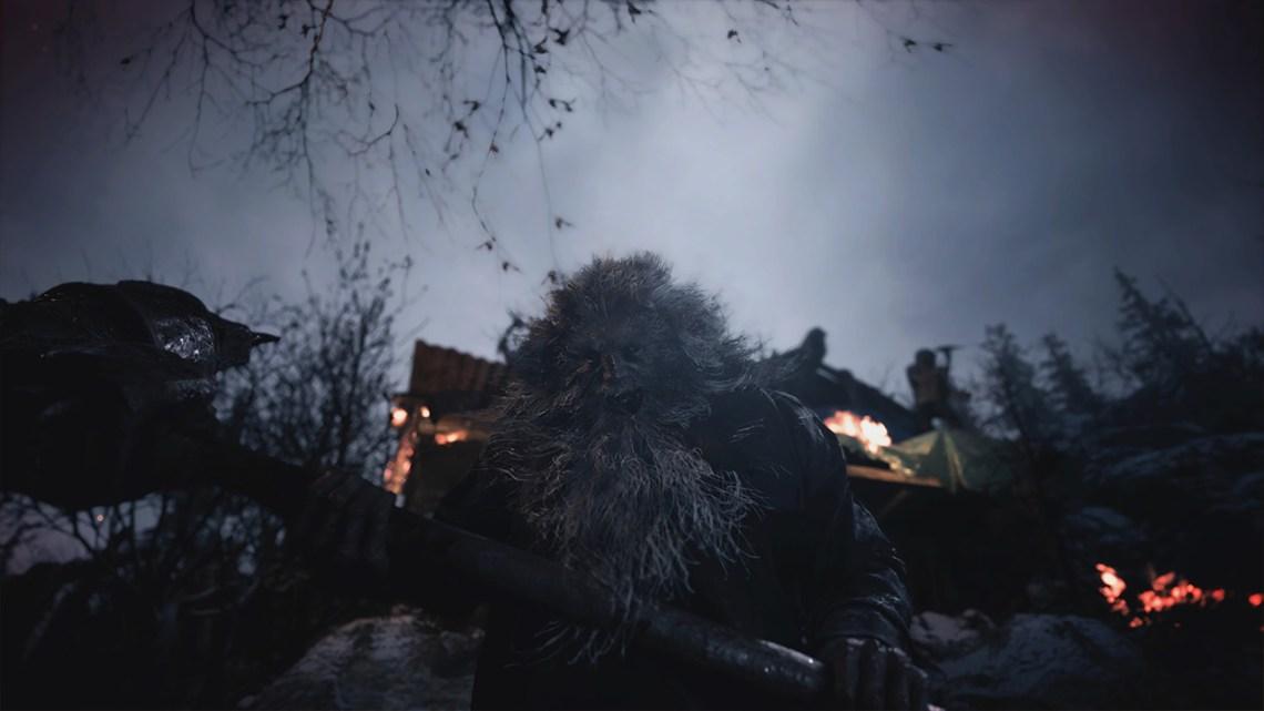 Resident Evil Village Potwór
