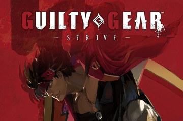 Guilty Gear Strive - okładka