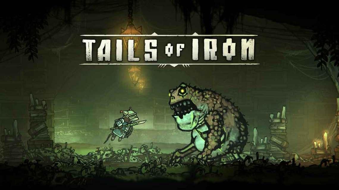 Pixel Awards Europe 2021 Tails of Iron