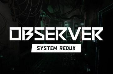Observer System Redux recenzja XSS