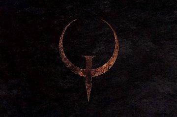 Grafika tytułowa Quake Remastered