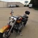 Harley Davidson original paint scheme