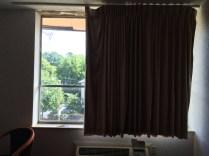 Crap curtain