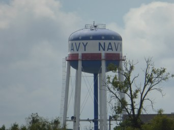 Ah ha.. a water tower..