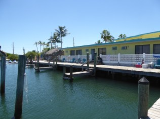 The dock area 3