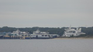 coming into Cape May