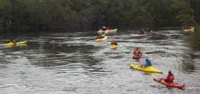 Descente de la rivière St-François