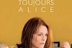 Présentation du film Toujours Alice au profit de la Marche pour l'Alzheimer