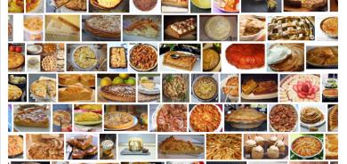 Inscription «La meilleure tarte aux pommes de Pohénégamook»