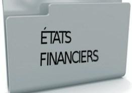 ÉTATS FINANCIERS 2017