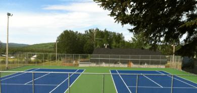 Nouvelle procédure de location des terrains de tennis