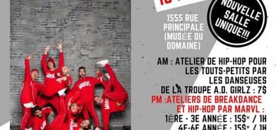 Pohénégamook en danse 2019