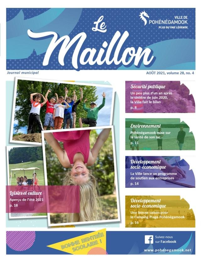 Maillon août 2021