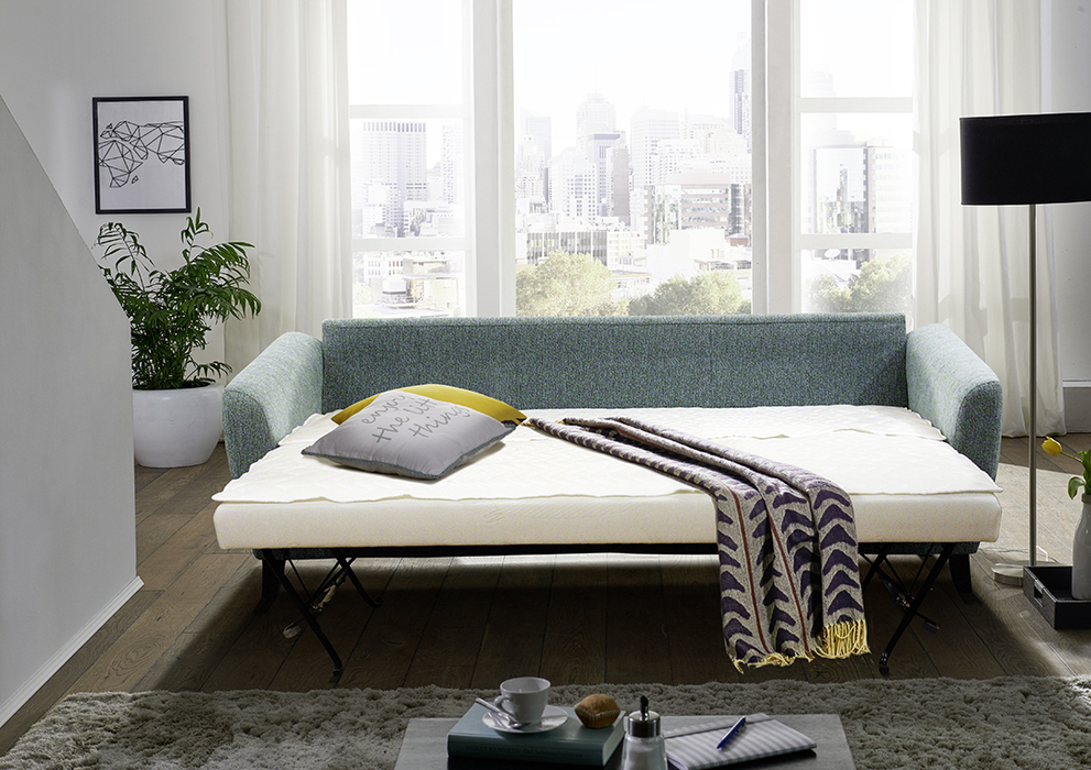 duo modern sofa bed sleeper beds boras queen size | luonto furniture