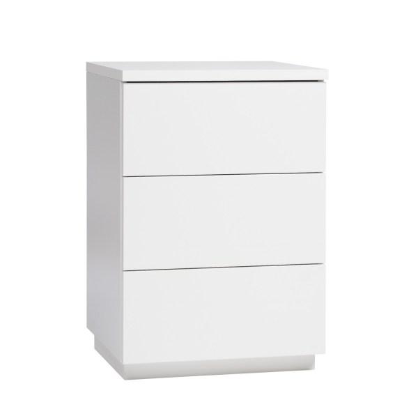 Anton lipasto 3 laatikkoa valkoinen
