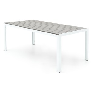 4Living Pöytä 205x90 cm Polywood